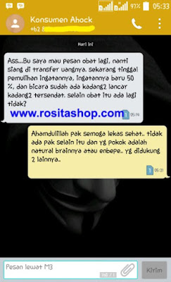 testimoni Herbal stroke nasa 3