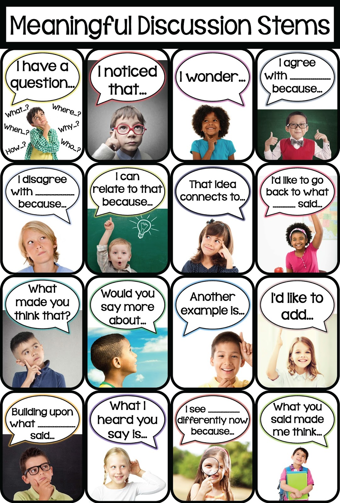 discussion phrase Expressions for agreeing and disagreeing this page is about words and  phrases that we use when we agree or disagree with someone in english.