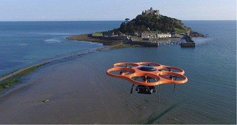 Drone Termahal