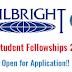 Fulbright Student Fellowships 2018-2019