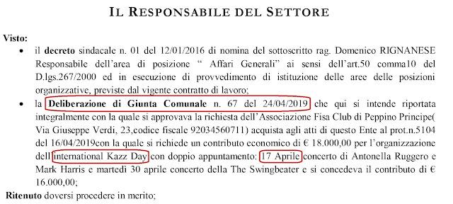 """Monte Sant'Angelo e il """"loro"""" International Kazz Day, cos'è? Scopriamolo insieme"""
