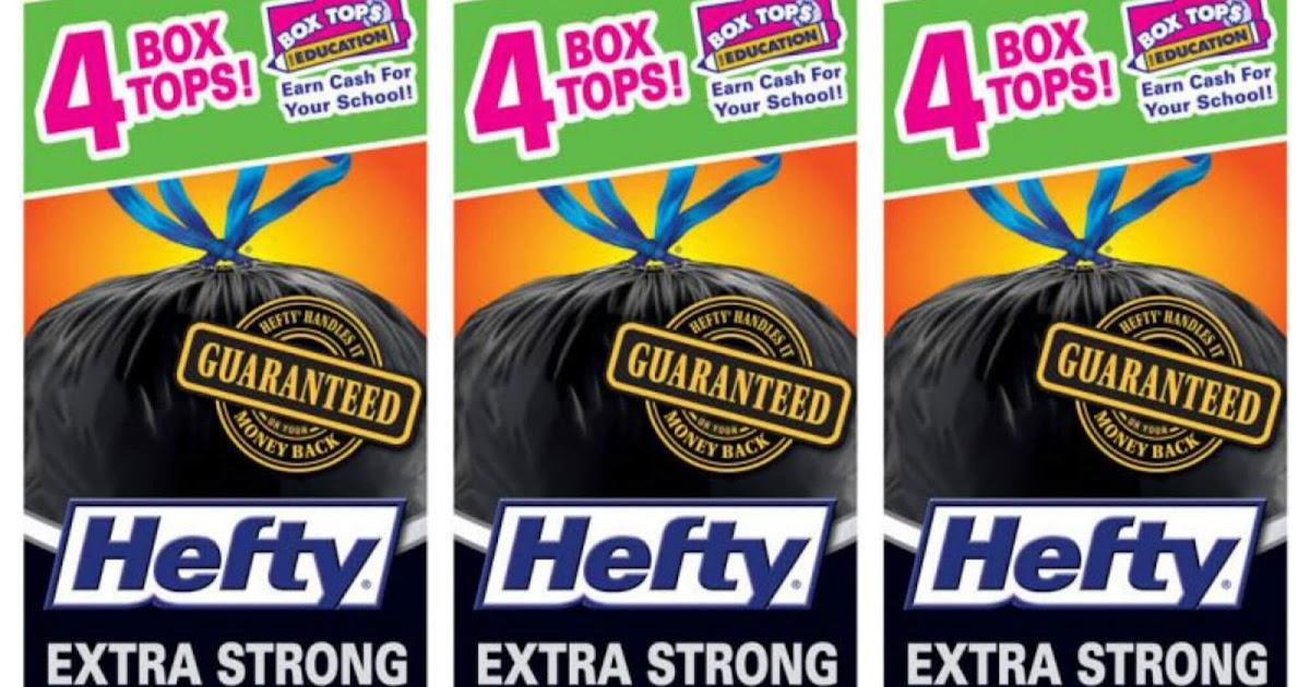 Dollar General Hefty Black Trash Bags 1 78 Per Box