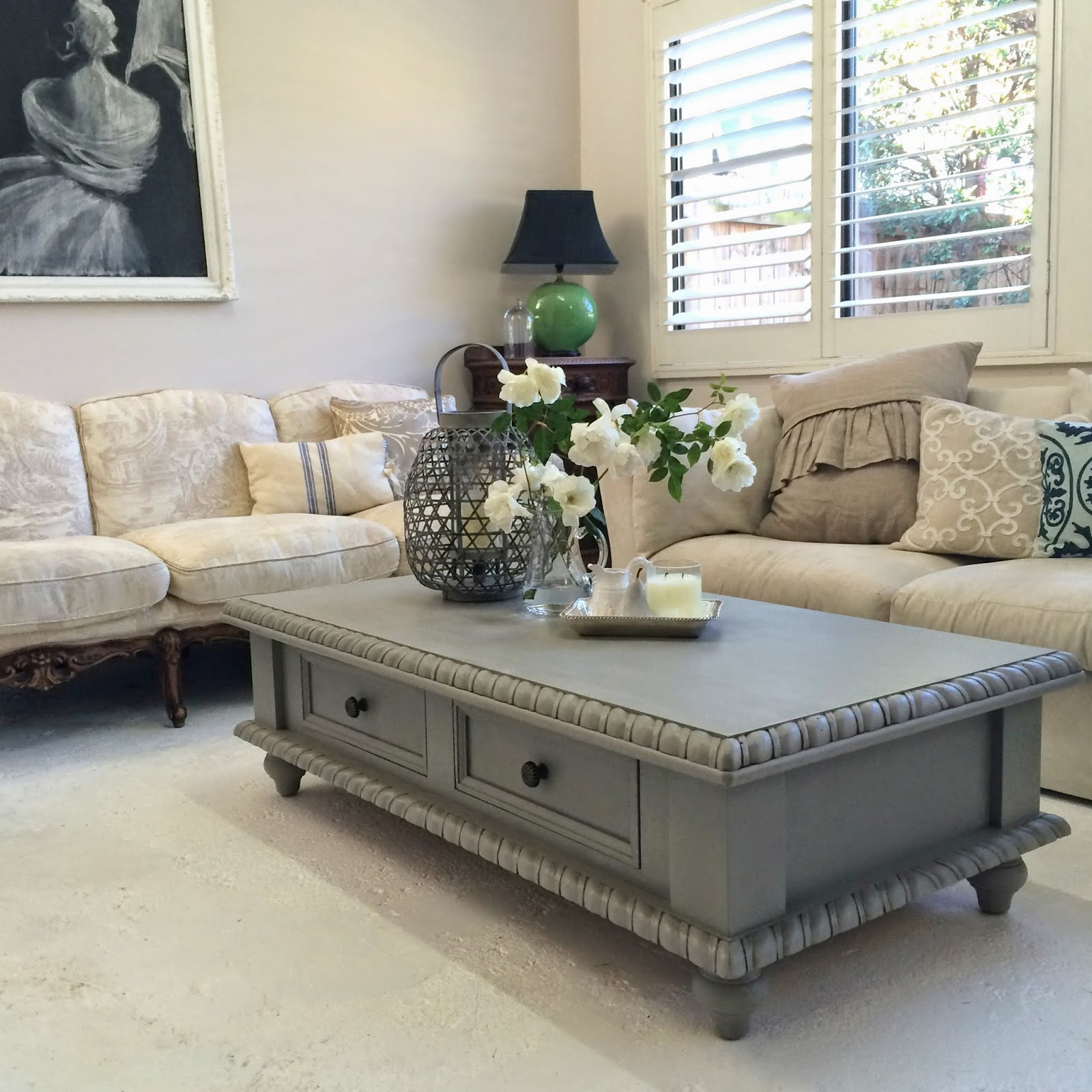 Lilyfield Life: Pine coffee table makeover