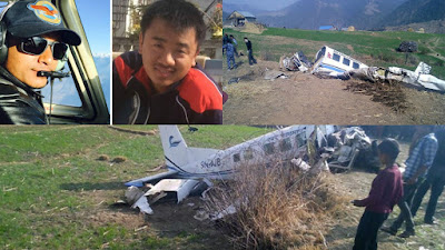 kasthamandap air crash killed 2 in kalikot nepal
