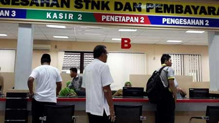 Alamat & Nomor Telepon Kantor Samsat Jakarta Pusat