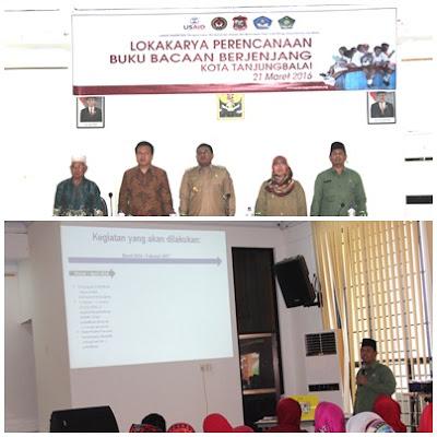 Kemenag Tanjungbalai Hadiri Lokakarya Perencanaan BBB
