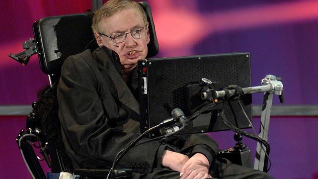 """Stephen Hawking asegura que mientras los mexicanos sigan creyendo en """"La virgen"""" y """"La religión"""" seguirán siendo manipulados."""