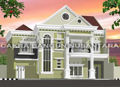 Bentuk Rumah Klasik