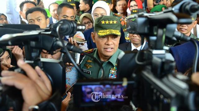 Panglima TNI: Seorang Ulama Besar Beri Tahu Saya, Ada Upaya Gulingkan Pemerintahan : kabar Terbaru Hari Ini