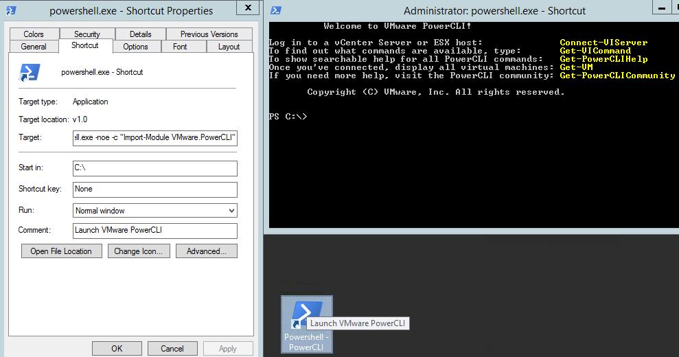Experience Sharing: Installing / upgrading PowerCLI using