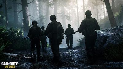 متطلبات-تشغيل-لعبة-Call-of-Duty-WWII