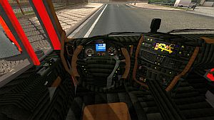 Interiors for Iveco Hi-Way and Stralis SCS