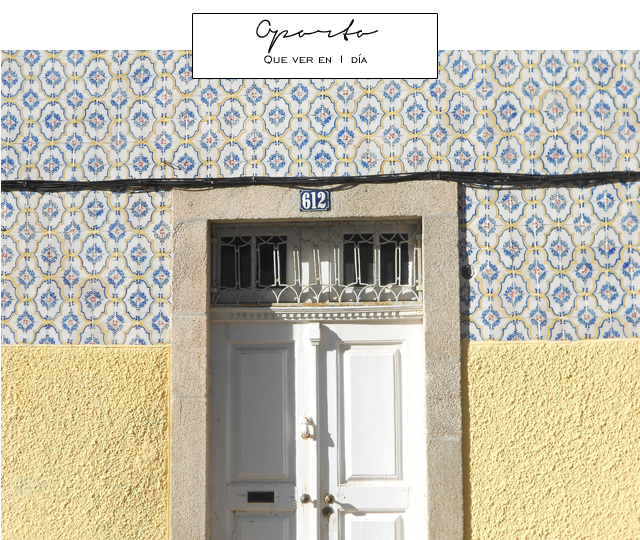 fachada azulejos Oporto