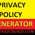 Privacy Policy Google Adsense ke liye kaise banaye ? Aur Privacy Policy ko Blogger(Blogspot) Mein Kaise Add karey?