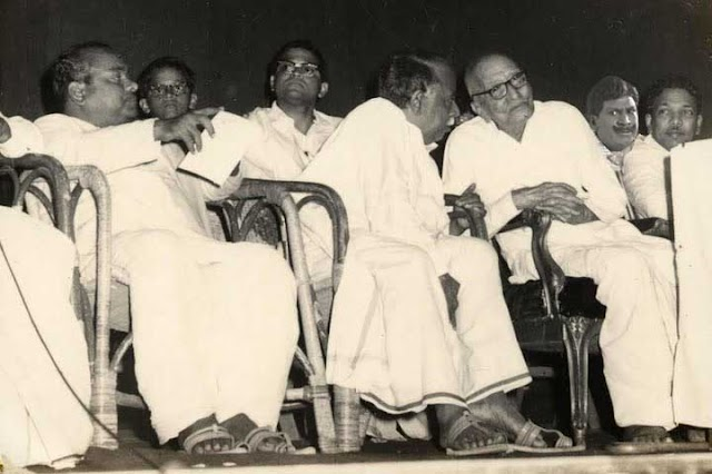 961. Three decisions that changed the face of TamilNadu