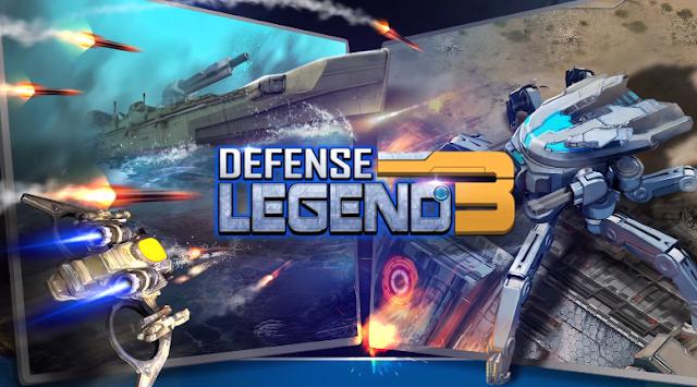 Defense Legend 3: Future War Mod Apk