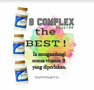 9 Manfaat Utama B-Complex Shaklee Yang Super Best.