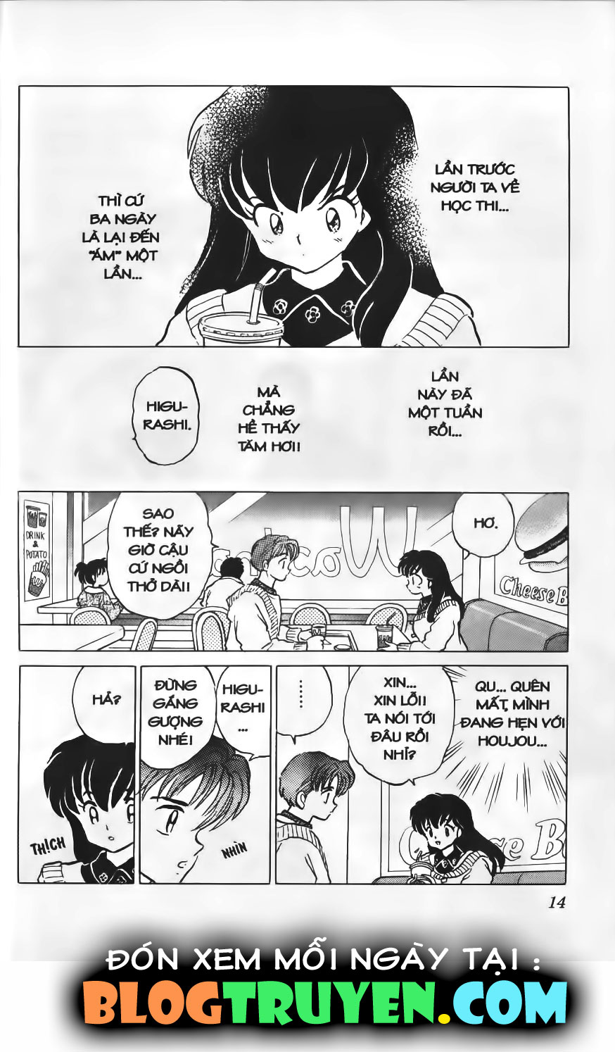 Inuyasha vol 08.1 trang 13