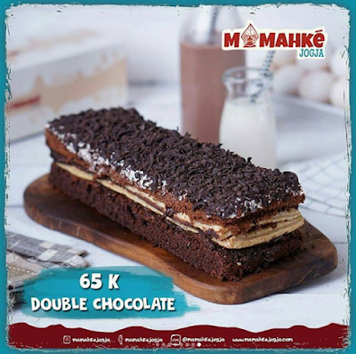 Mamahke Jogja Double Chocolate