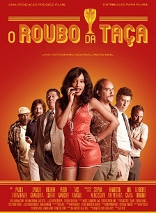 Baixar Filme O Roubo da Ta??a Torrent Download