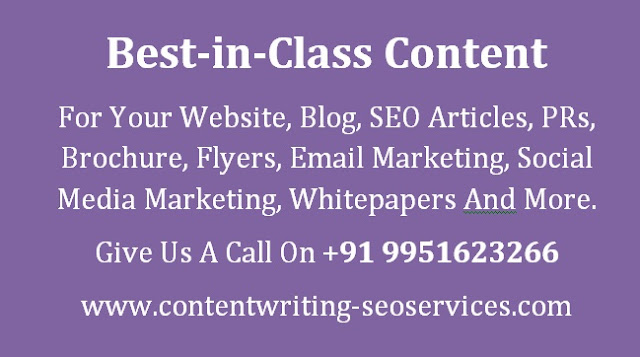 Experienced Content Developers Hyderabad
