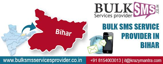 Bulk sms service provider in bihar