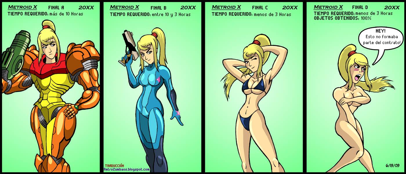 Zero Suit Samus Hardcore Sex Pics 51