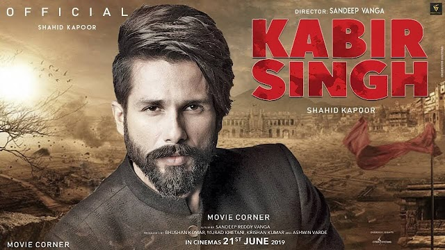 Kabir Singh new upcoming movie 2019
