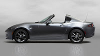 Mazda debuts new MX-5 with retractable hardtop