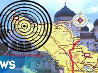 Innalillahi... Gempa Bumi Kembali Guncang Aceh