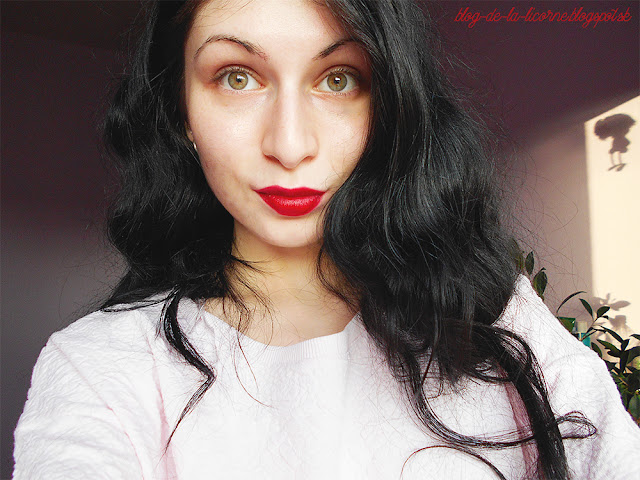 Bourjois Rouge Edition Velvet matný dlhotrvajúci rúž recenzia
