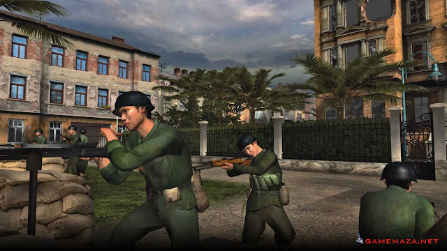 Vietcong 2 Gameplay Screenshot 1