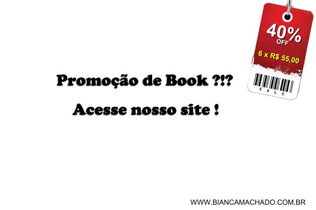 promoção de book