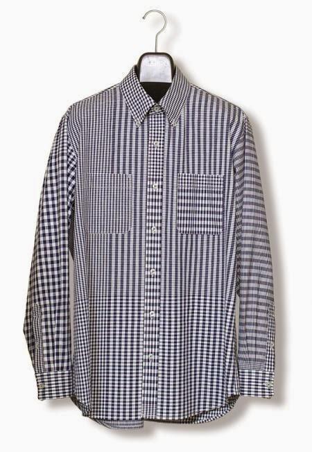 patrón gratis camisa de hombre