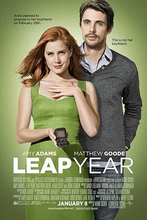 Leap Year 2010 300MB Full Hindi Dual Audio Movie Download 480p BRRip