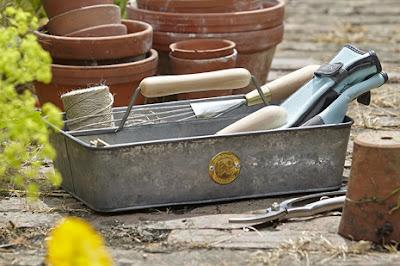 Korb Garten verzinkt