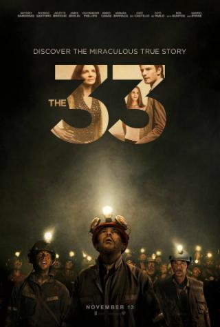 The 33 [2015] [DVDR] [NTSC] [Custom – HD] [Latino]