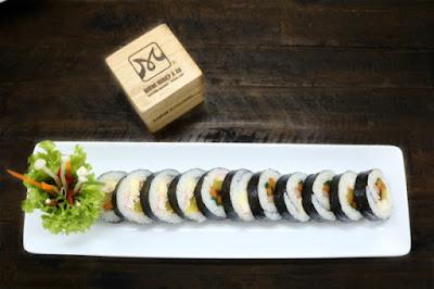 Kimbap Hàn Quốc đầy hấp dẫn cho tín đồ mê món ăn xứ kim chi