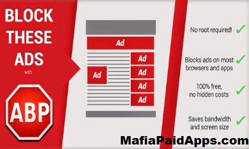 Adblock Plus v1 3 0 359 Apk | MafiaPaidApps com | Download Full