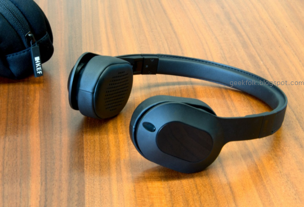 KEF M400 Headphone: Soul Stirrers