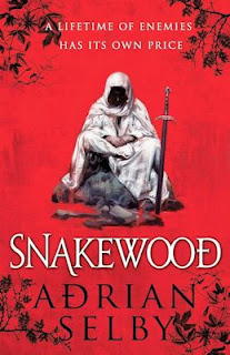 Interview with Adrian Selby, author of Snakewood