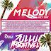 Cd (Mixado) Melody 2017 - Dj Zullu Imbatível
