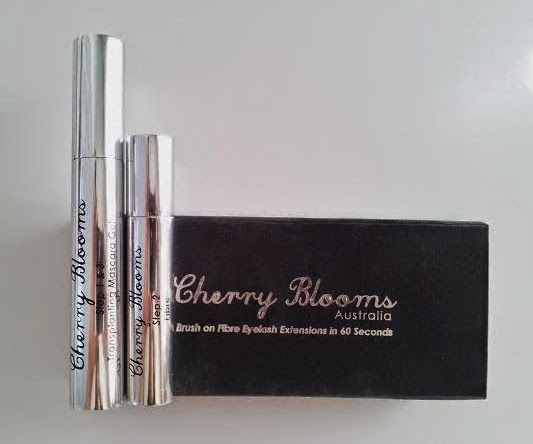 cherry blooms lash extending mascara