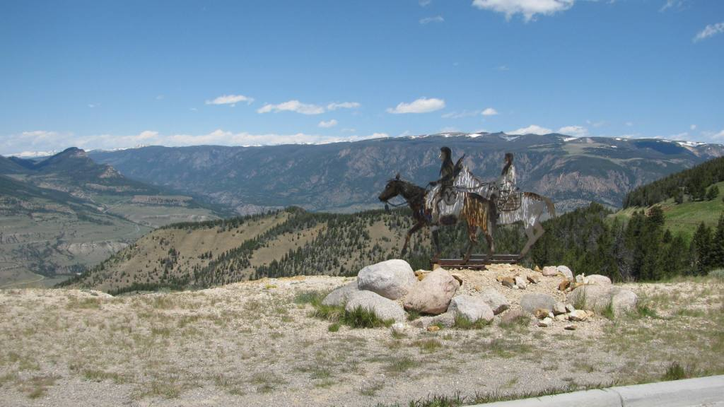 Beartooth Highway Chief Joseph Scenic Byway