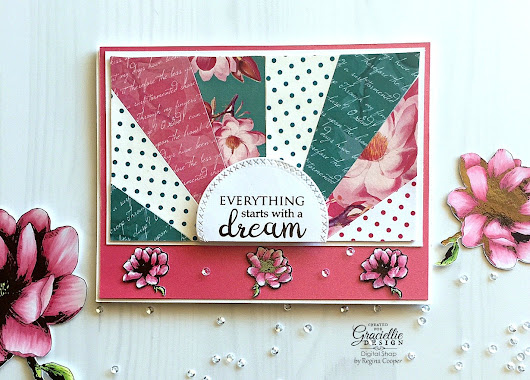 Blog Hop with Gracielle Designs and Paper Temptress