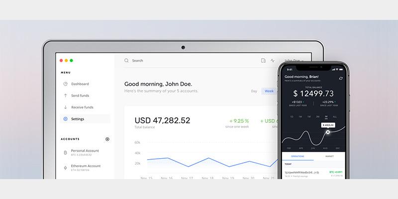 ledger wallet desktop mobile applications release crypto