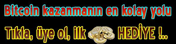 Bedava Bitcoin Kazanma Sitesi