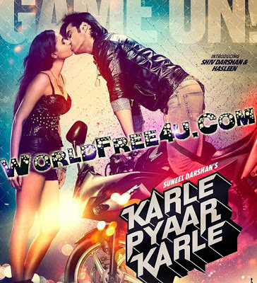 Poster Of Hindi Movie Karle Pyaar Karle (2014) Free Download Full New Hindi Movie Watch Online At worldfree4u.com