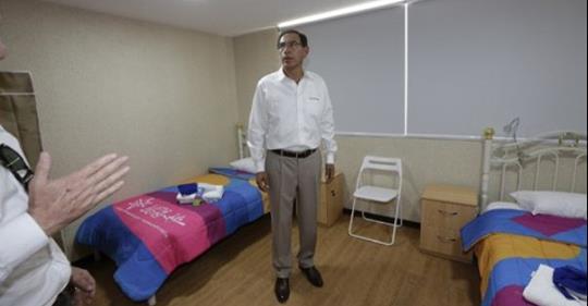 Presidente Vizcarra evitó responder sobre nuevas acusaciones de aportes a PpK