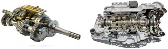 Gearbox Or Transmission
